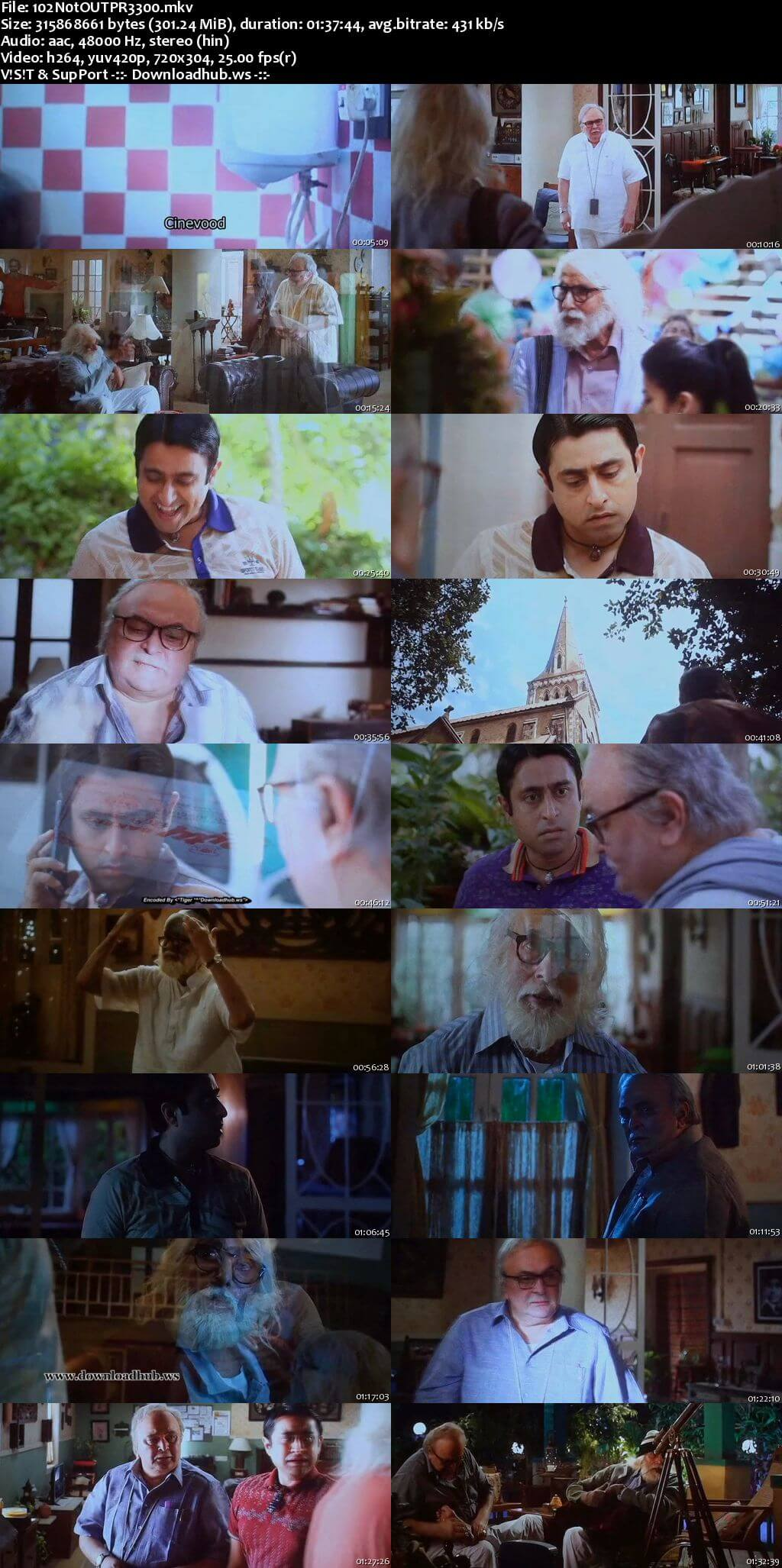 102 Not Out 2018 Hindi  Pre-