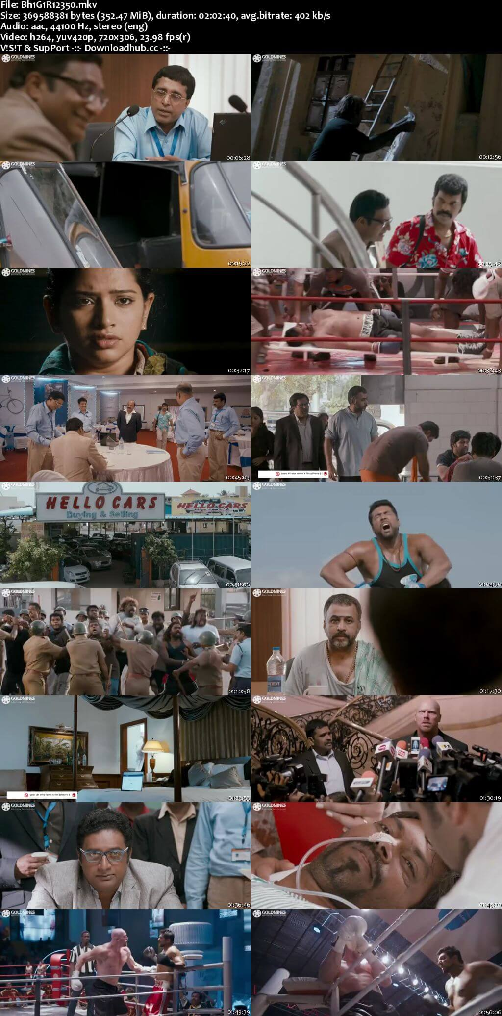 Bhaigiri 2 2018 Hindi Dubbed 480p HDRip