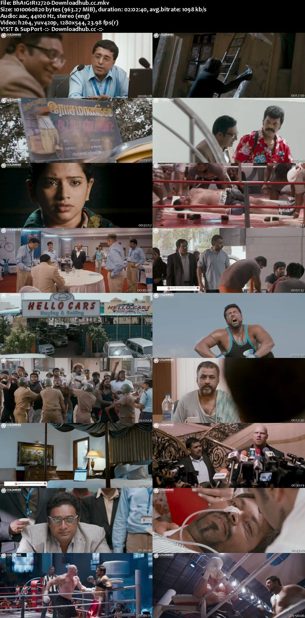 Bhaigiri 2 2018 Hindi Dubbed 720p HDRip