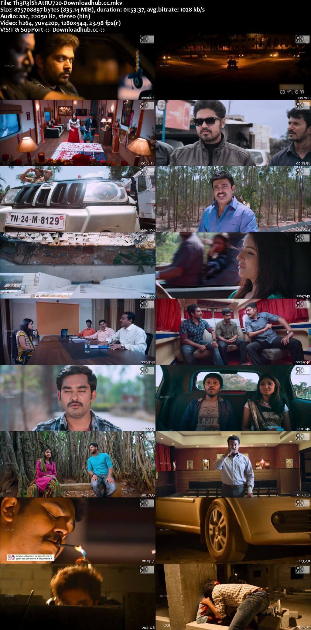 The Real Shatru 2018 Hindi Dubbed 720p HDRip