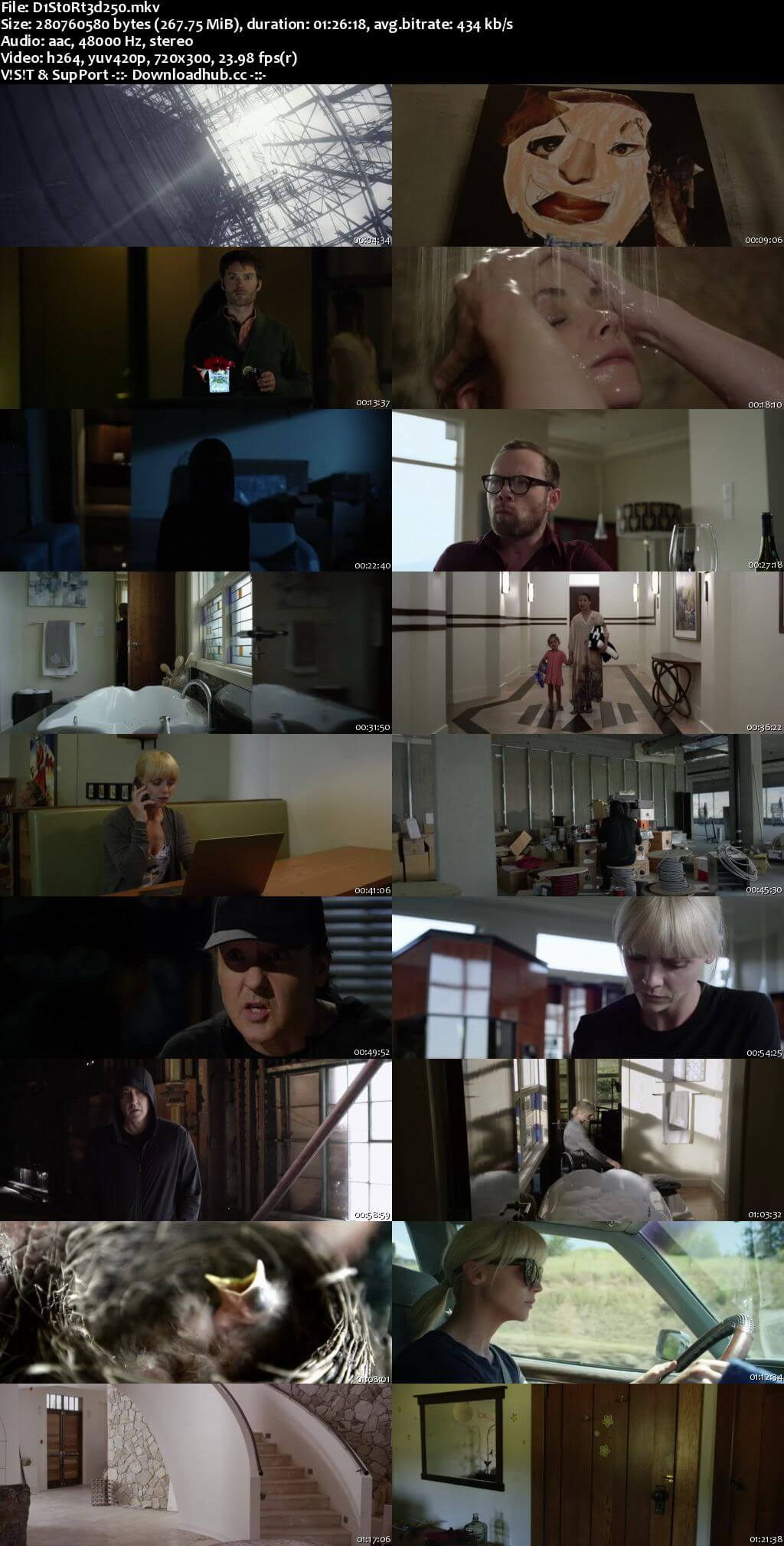 Distorted 2018 English 480p Web-DL ESubs
