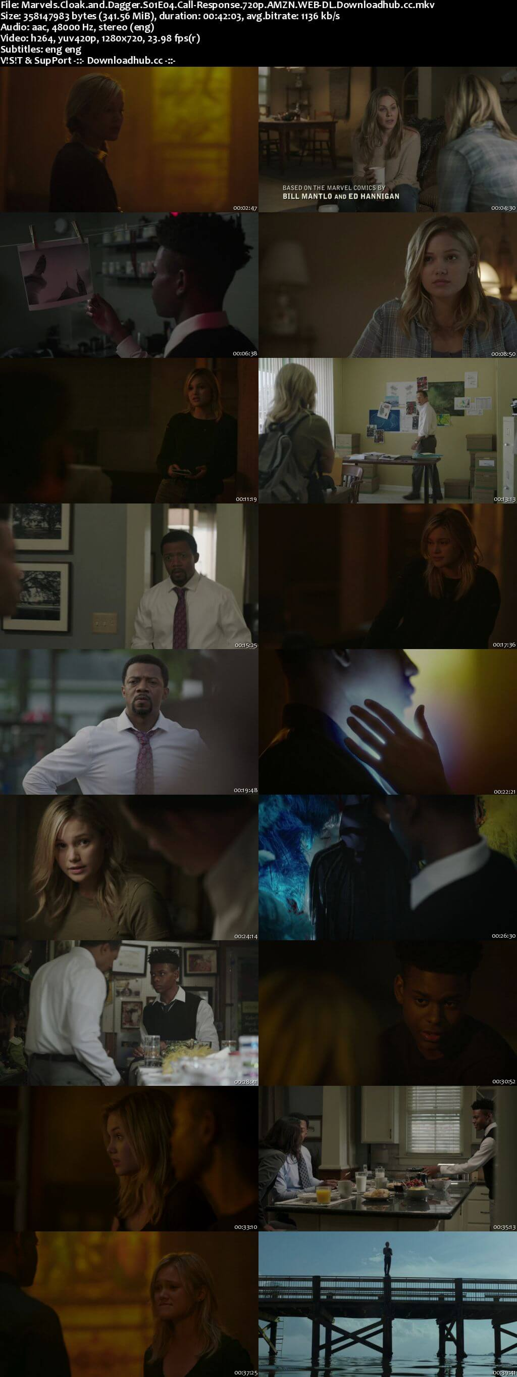 Cloak & Dagger S01E04 340MB WEB-DL 720p ESubs