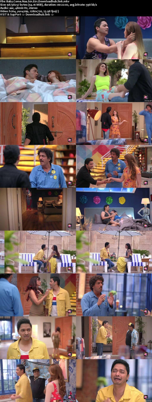 Baby Come Naa 2018 Hindi Season 01 Complete 720p HDRip x264