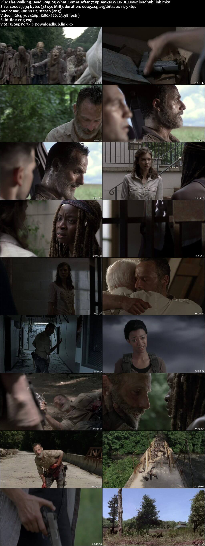 The Walking Dead S09E05 350MB AMZN WEB-DL 720p ESubs