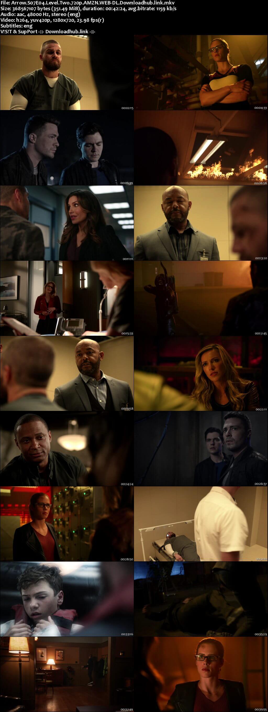 Arrow S07E04 350MB AMZN Web-DL 720p ESubs