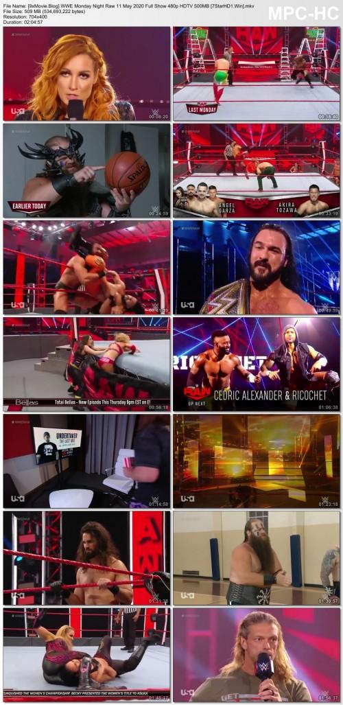 Wwe Monday Night Raw 2016 12 05