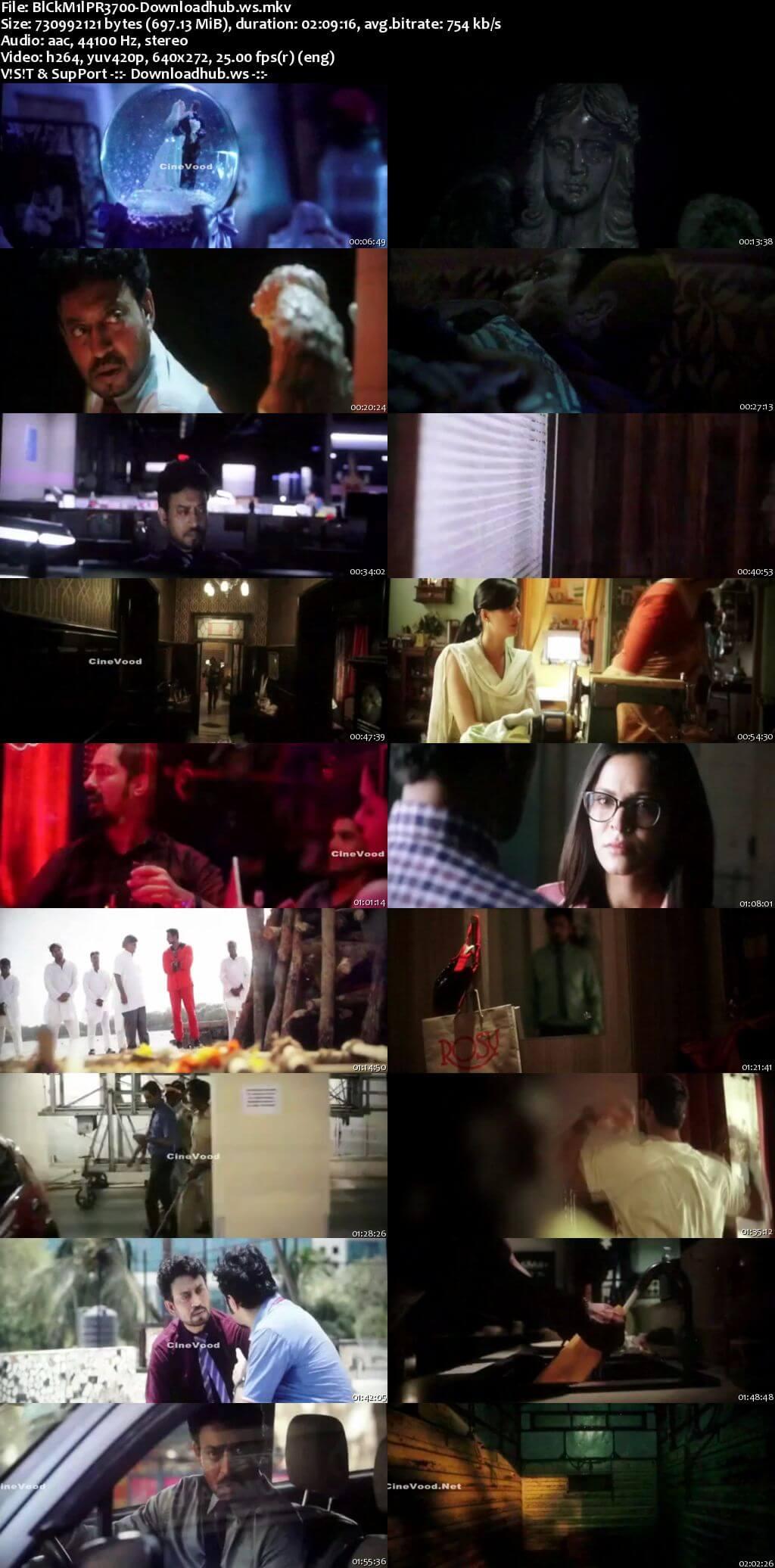 Blackmail 2018 Hindi 700MB Pre-DVDRip x264