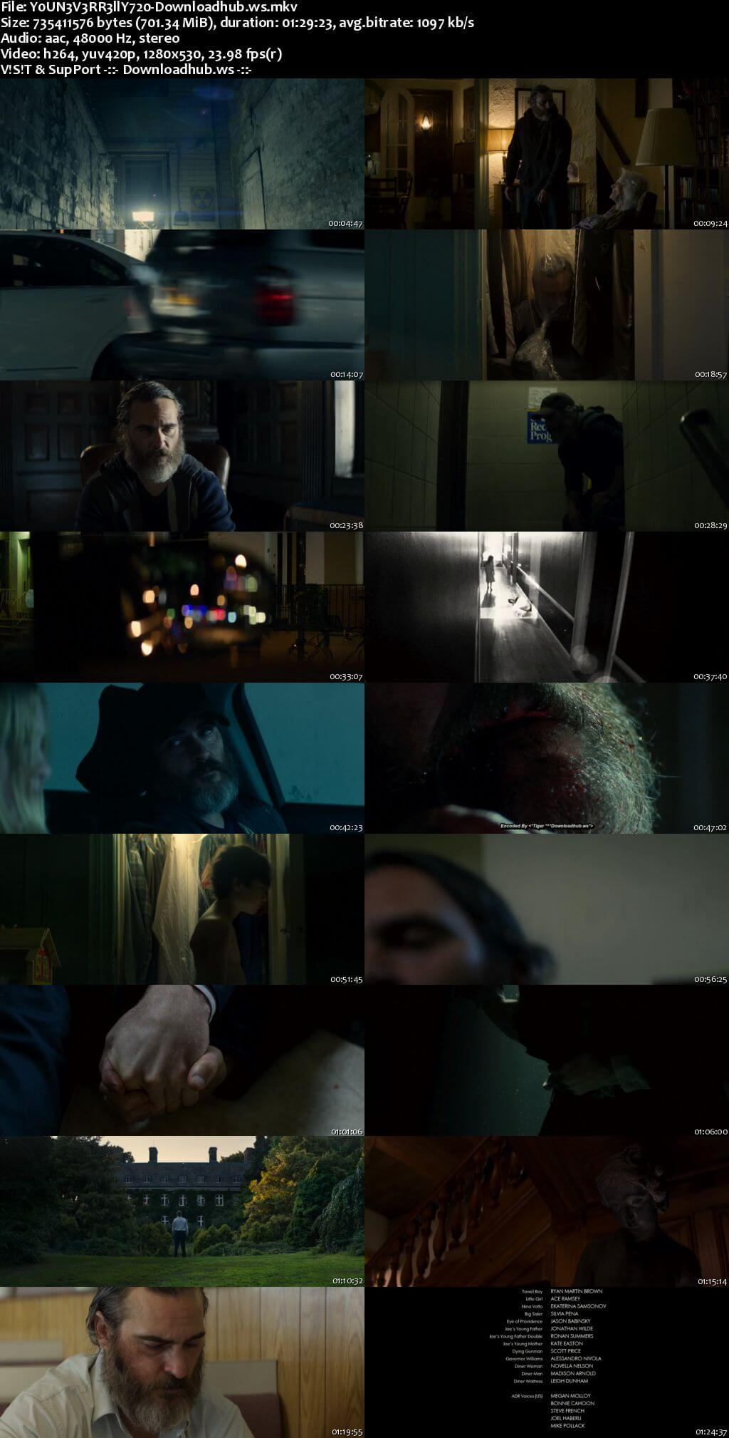 You Were Never Really Here 2017 English 720p Web-DL 700MB