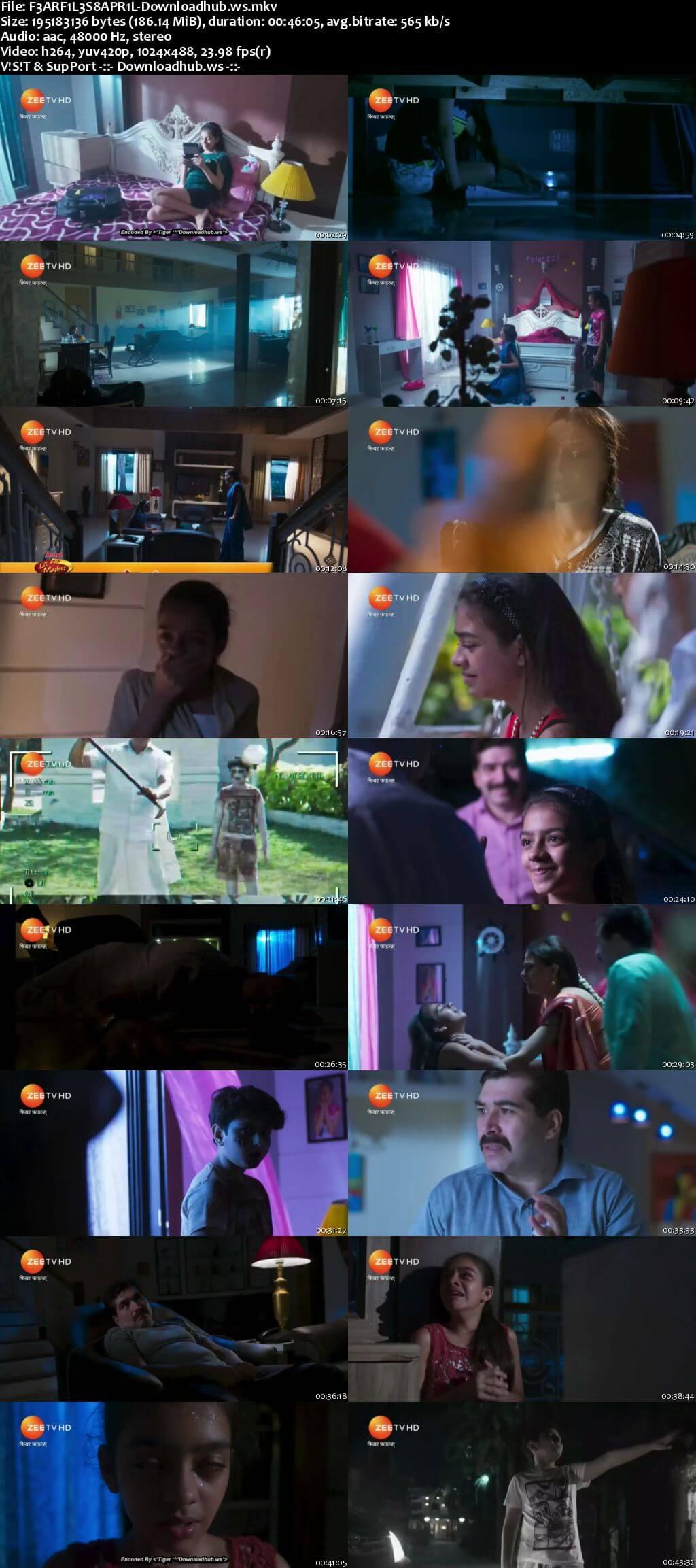 Fear Files 08 April 2018 480p HDTV Download