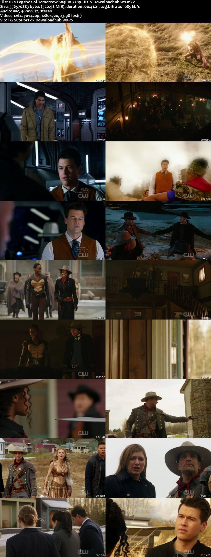 DCs Legends of Tomorrow S03E18 320MB HDTV 720p x264