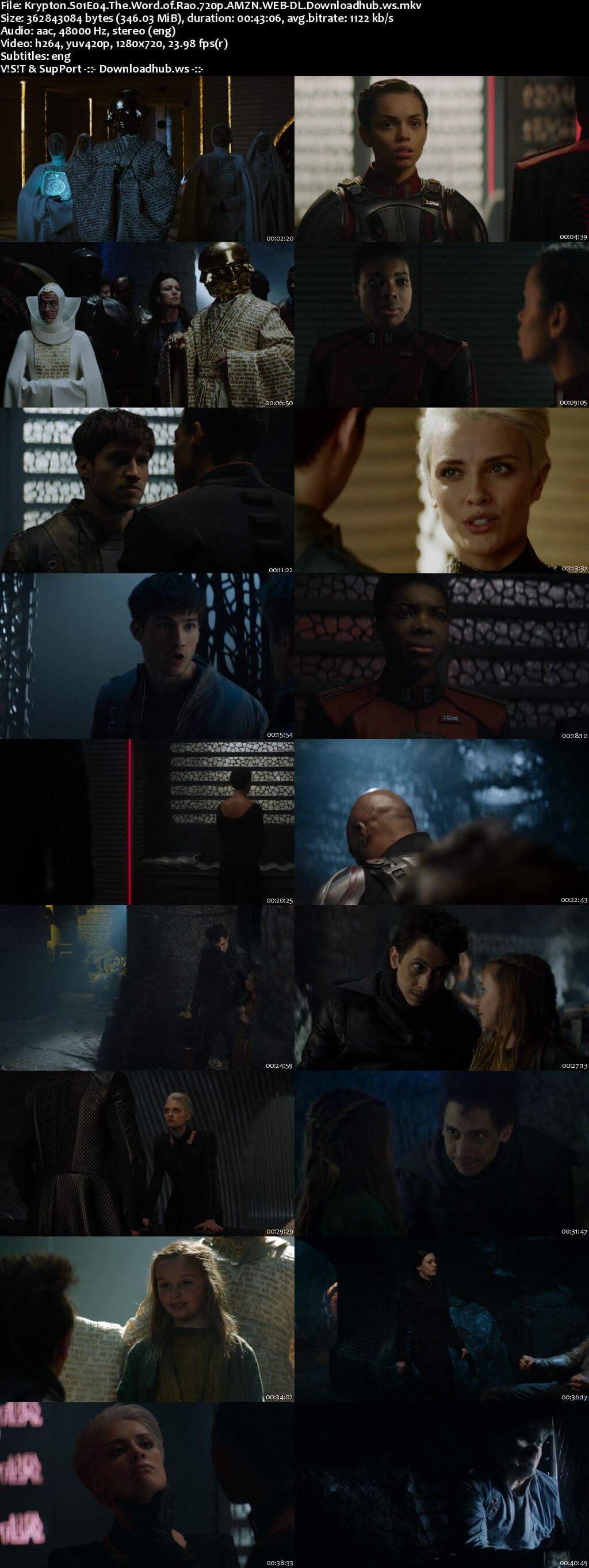 Krypton S01E04 340MB WEB-DL 720p ESubs