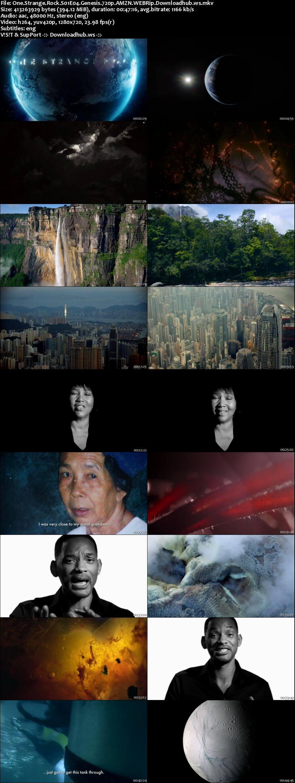 One Strange Rock S01E04 400MB WEBRip 720p x264