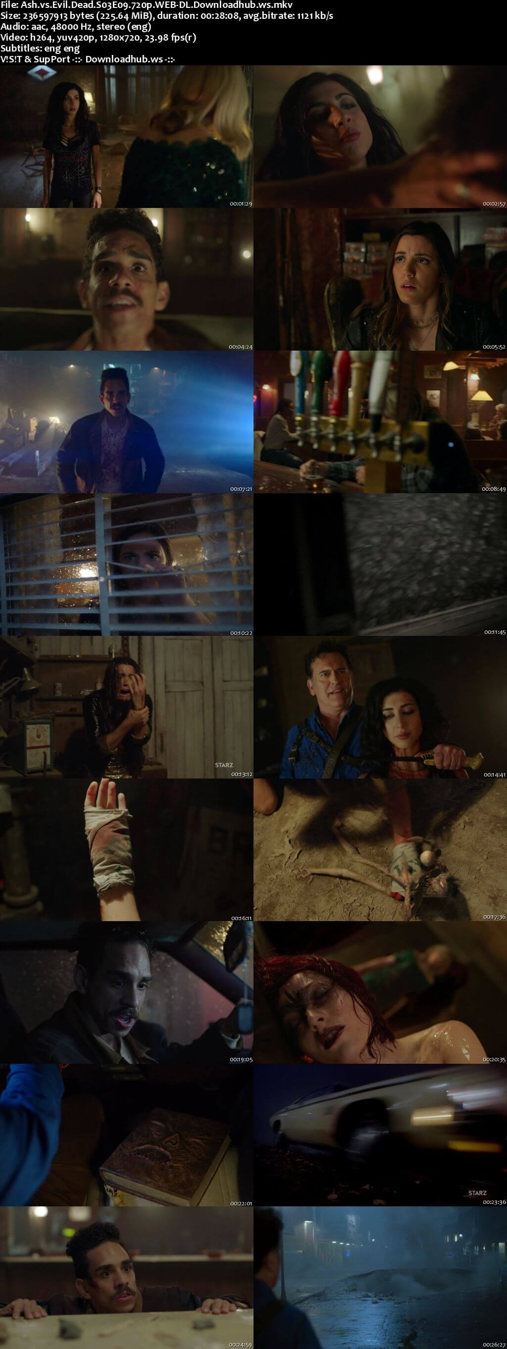 Ash vs Evil Dead S03E09 220MB WEB-DL 720p ESubs
