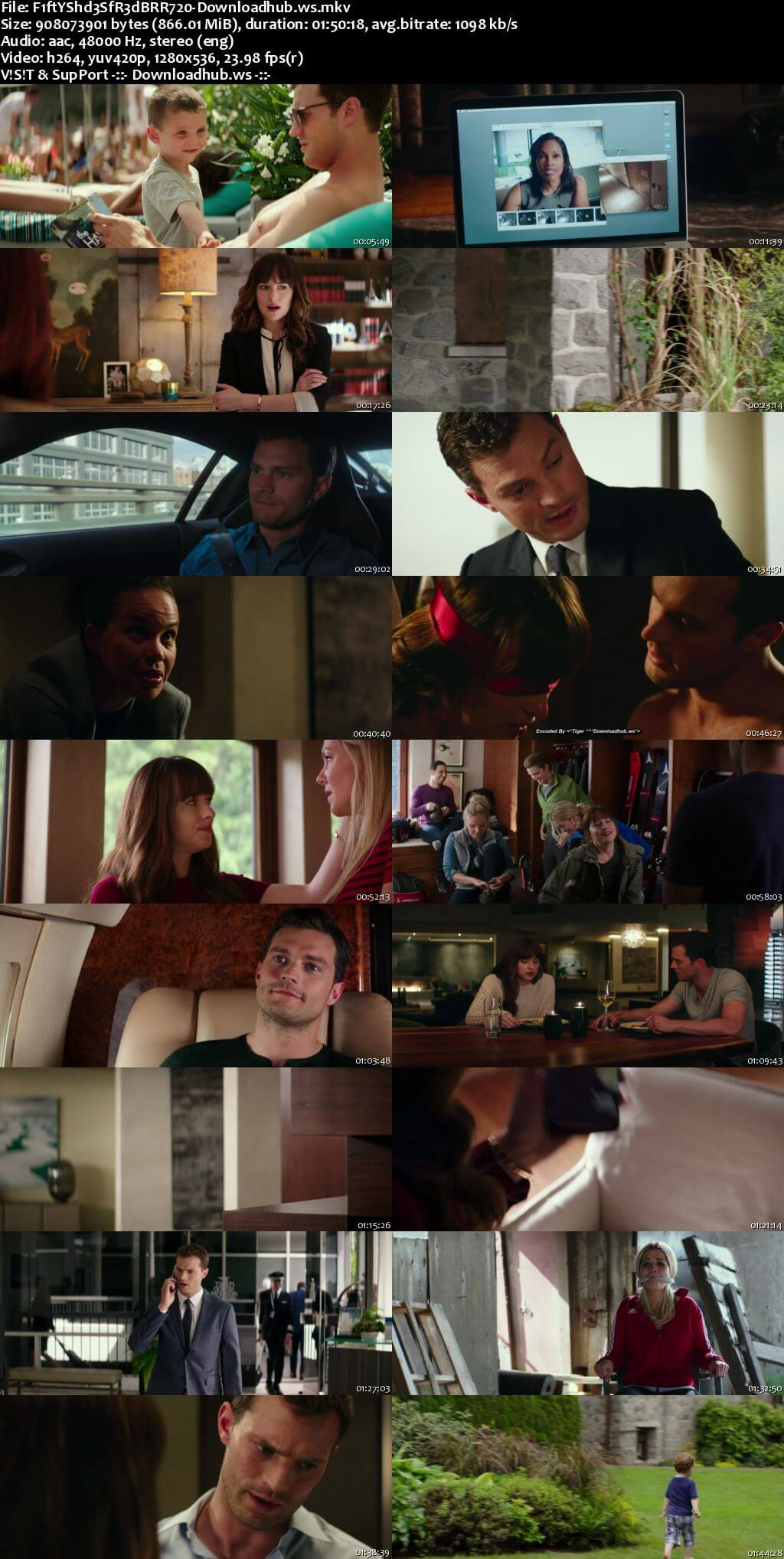 fifty shades freed 2018 720p unrated bluray x264 aac