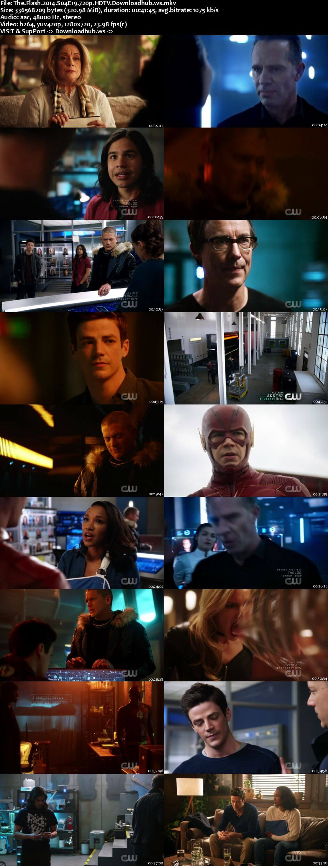 The flash 720p