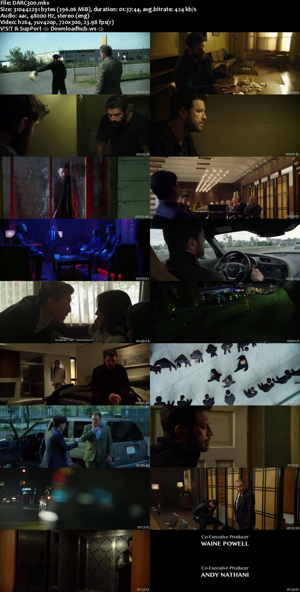 Darc 2018 English 480p WEBRip ESubs