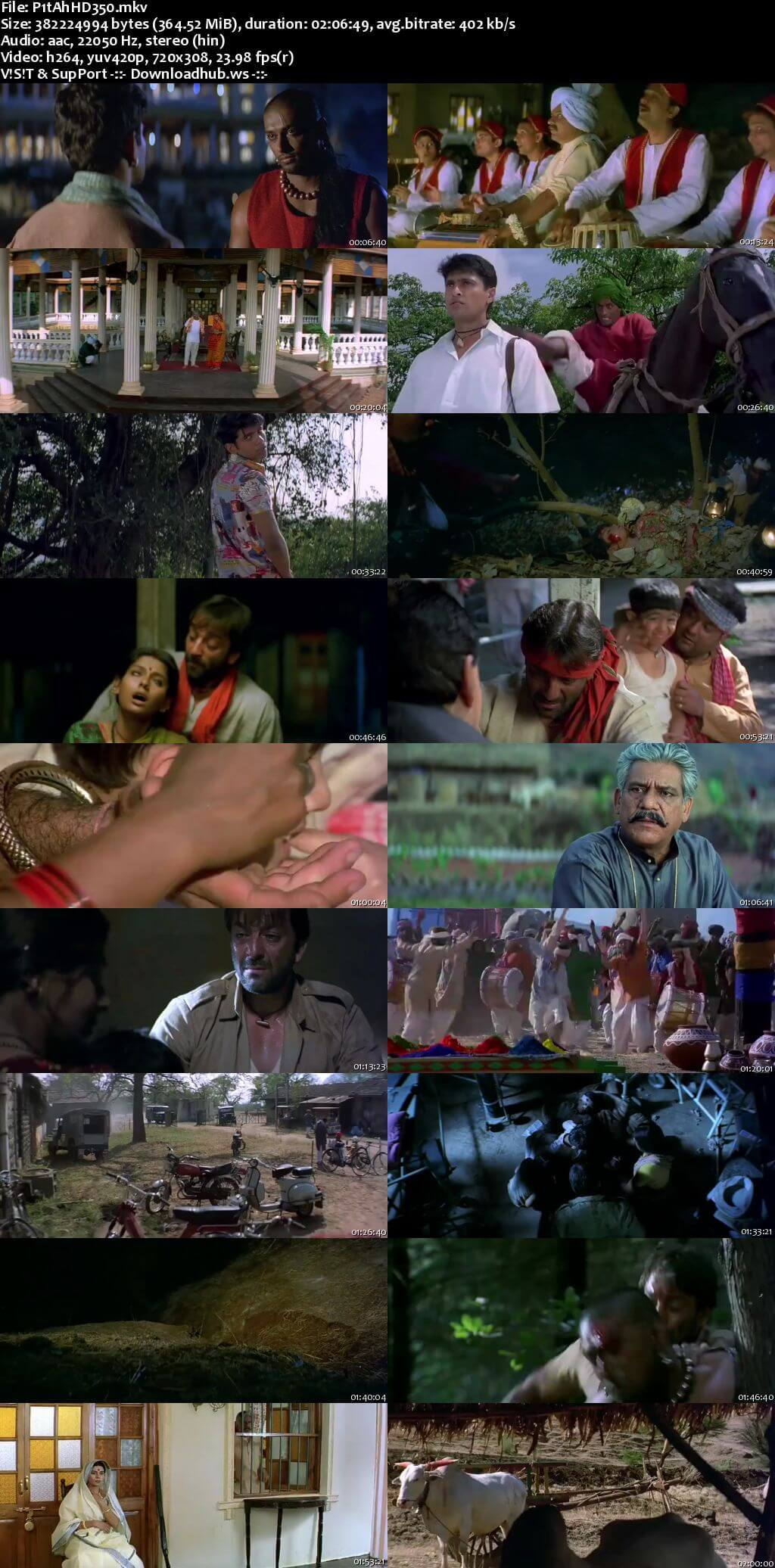 Pitaah 2002 Hindi