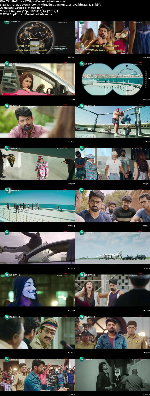 Tabahi Zulm Ki 2018 Hindi Dubbed 720p DTHRip