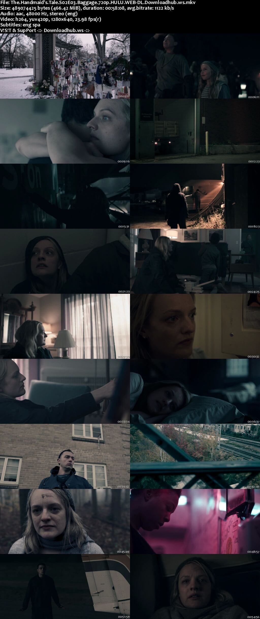 The Handmaids Tale S02E03 450MB HULU WEB-DL 720p x264 ESubs