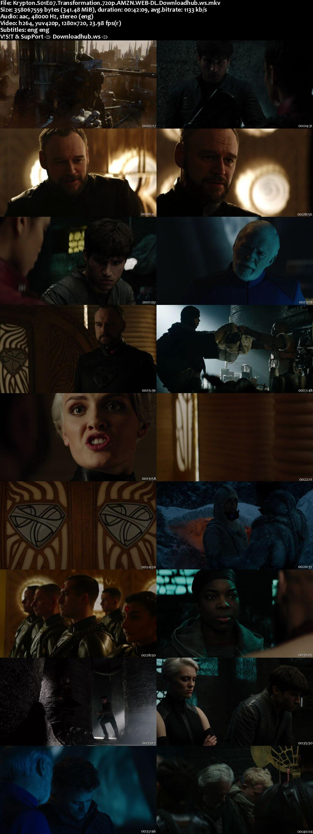 Krypton S01E07 340MB WEB-DL 720p ESubs