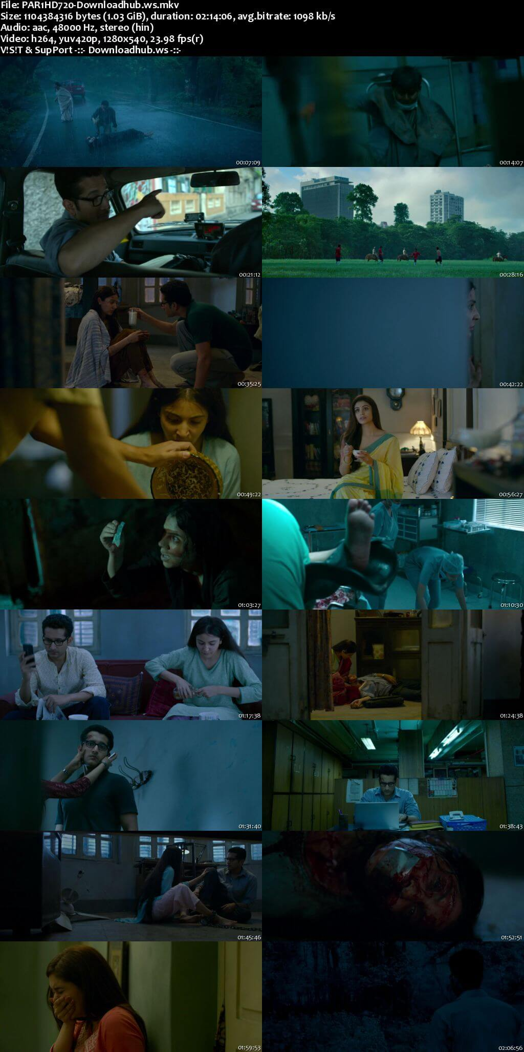 Pari 2018 Hindi 720p HDRip ESubs