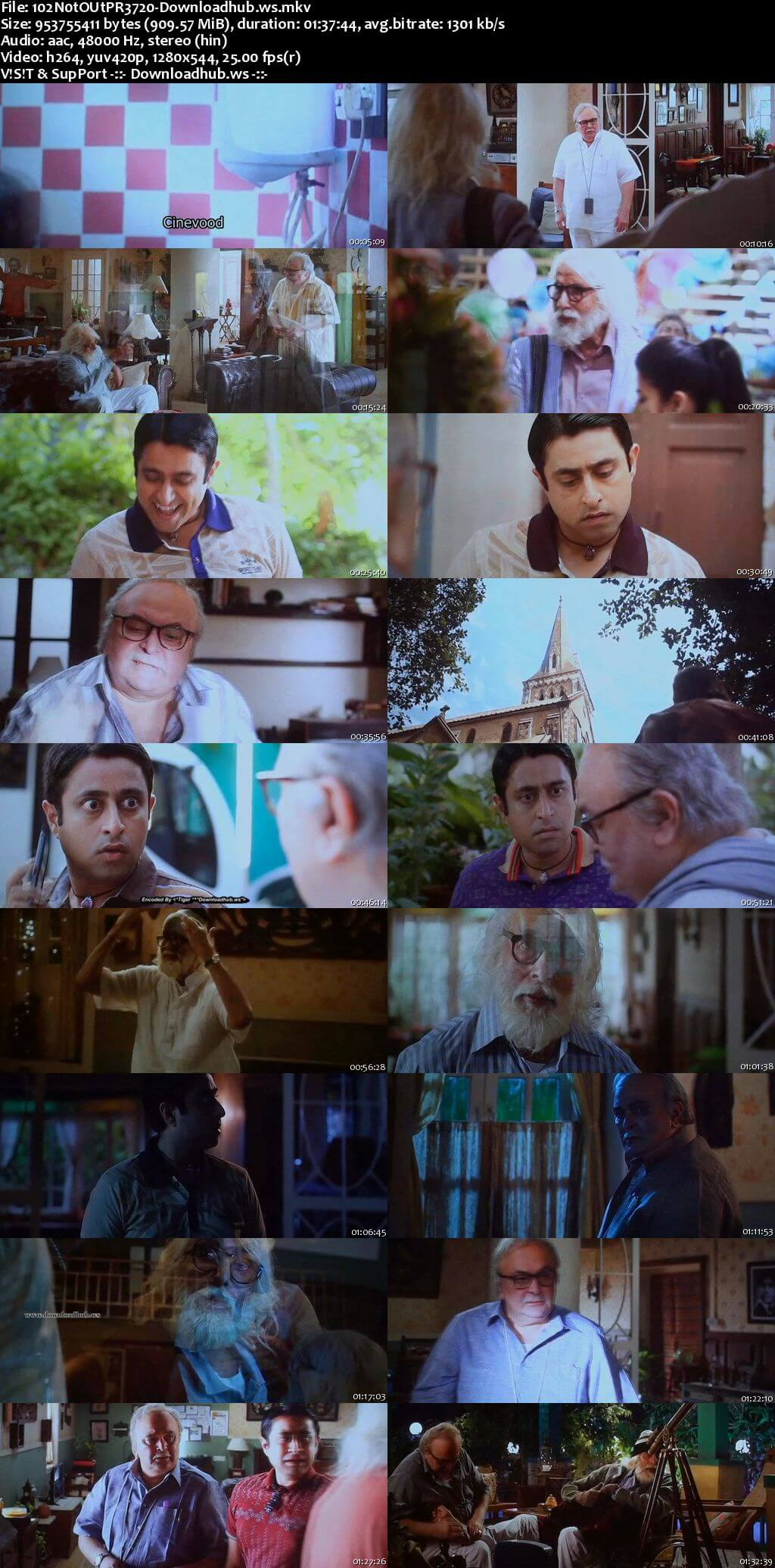 102 Not Out 2018 Hindi 720p Pre-DVDRip x264