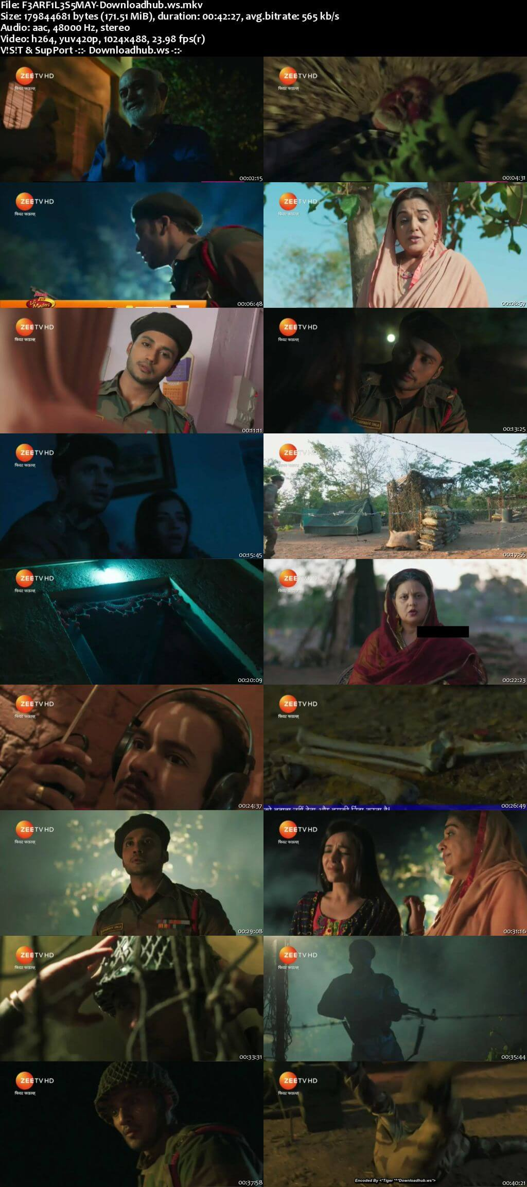 Fear Files 05 May 2018 480p HDTV Download