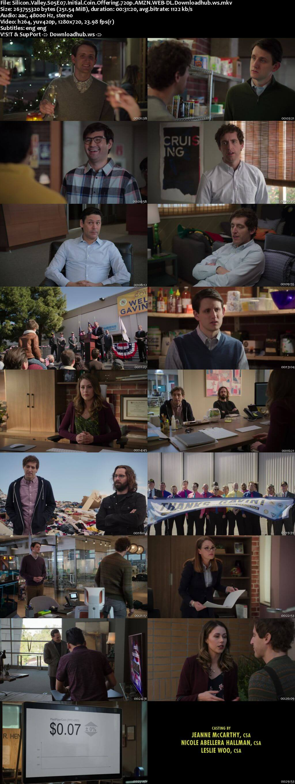 Silicon Valley S05E07 250MB WEBRip 720p x264