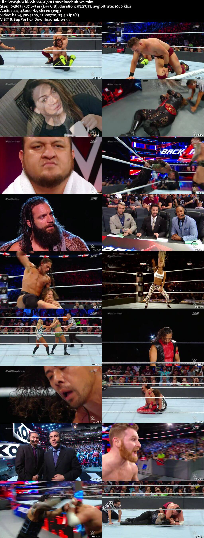 WWE Backlash 6th May 2018 720p PPV WEBRip x264