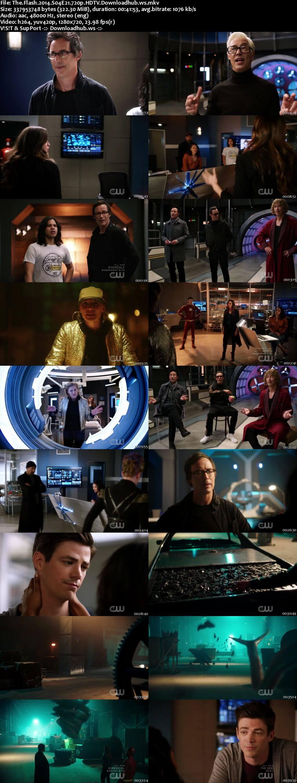 The Flash S04E21 300MB HDTV 720p x264