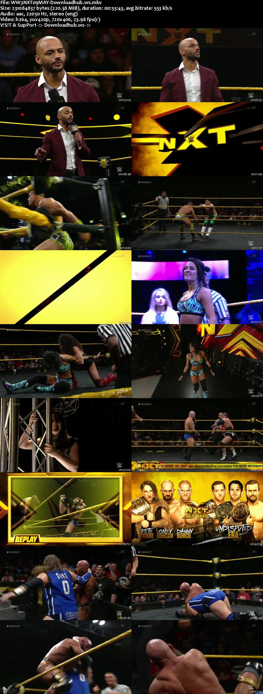 WWE NXT 09 May 2018 480p HDTV Download