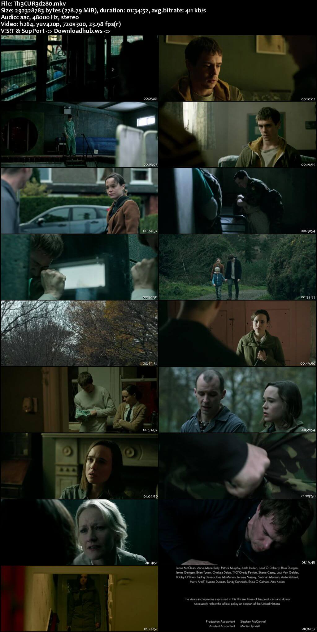The Cured 2017 English  Web-DL