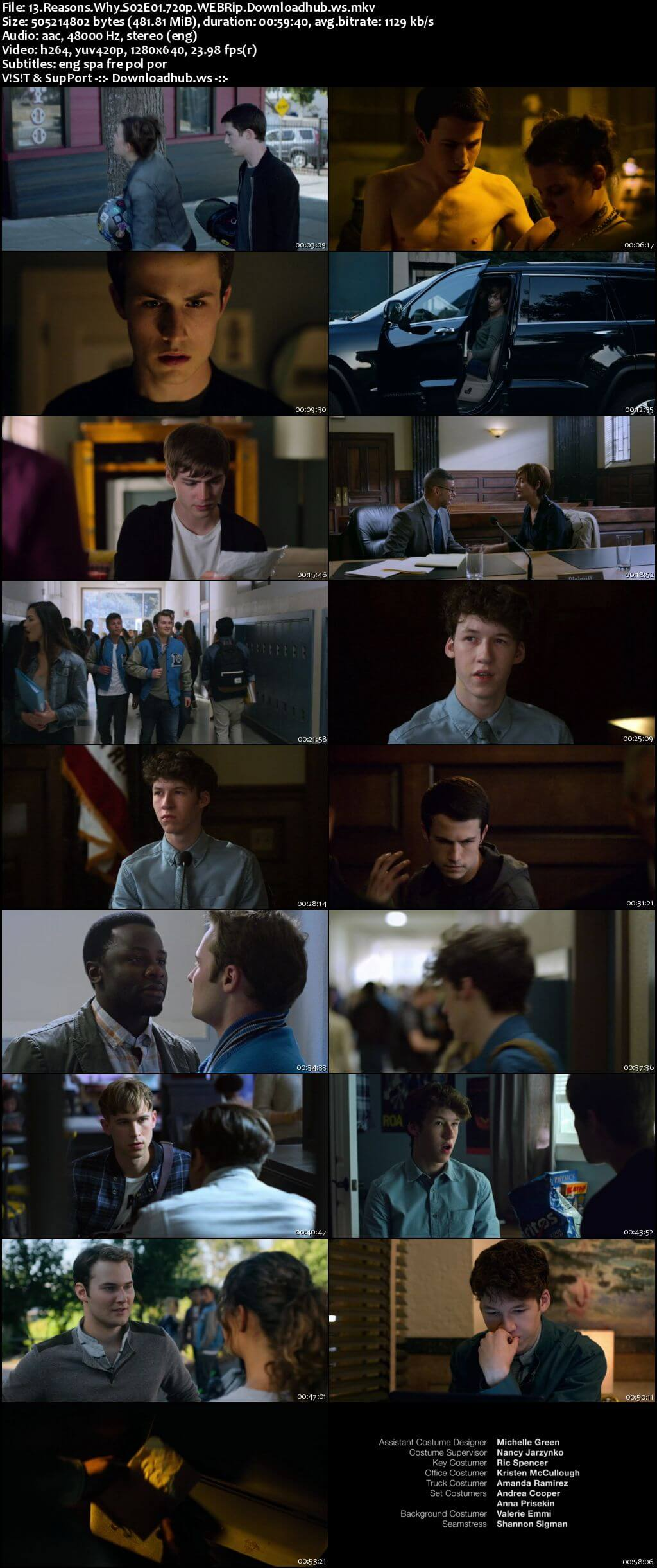 13 Reasons Why S02 Complete 720p WEBRip MSubs
