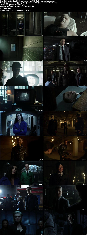 Gotham S04E22 350MB Web-DL 720p x264 ESubs