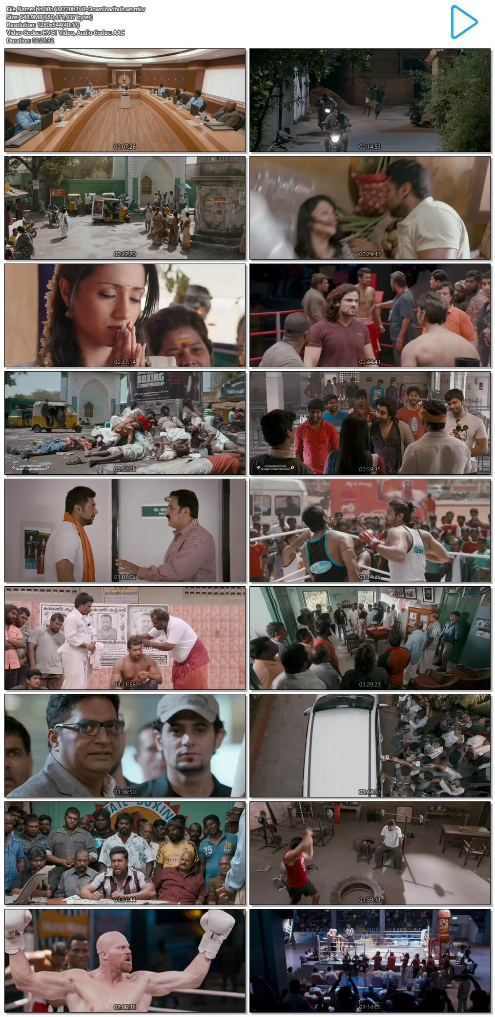 TBoologam 2015 UNCUT Hindi Dual Audio 720p HEVC HDRip Free Download