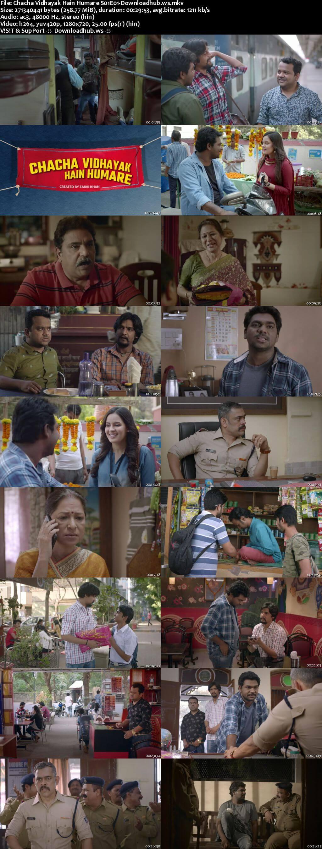 Chacha Vidhayak Hain Hamare 2018 Hindi Season 1 Complete 720p HDRip x264