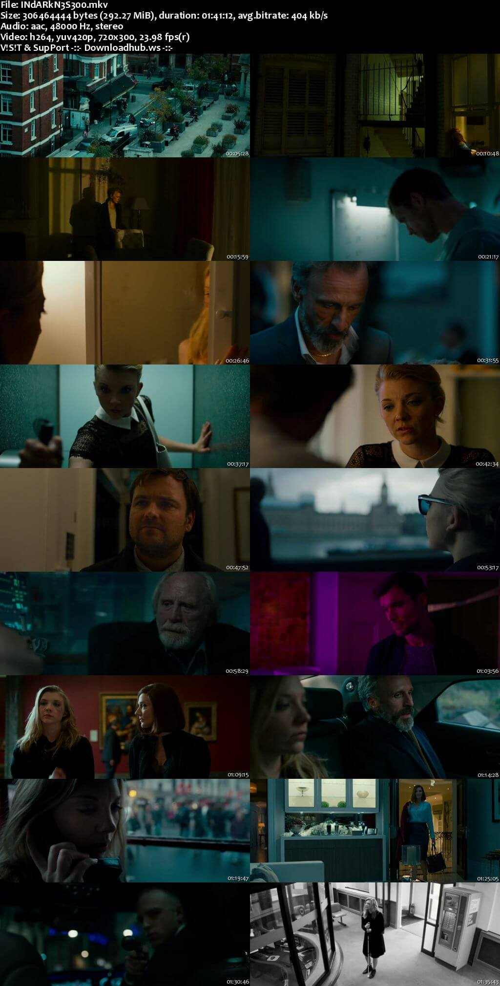 In Darkness 2018 English  Web-DL