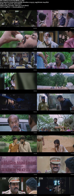 Jungle 2018 Hindi Dubbed 720p HDRip
