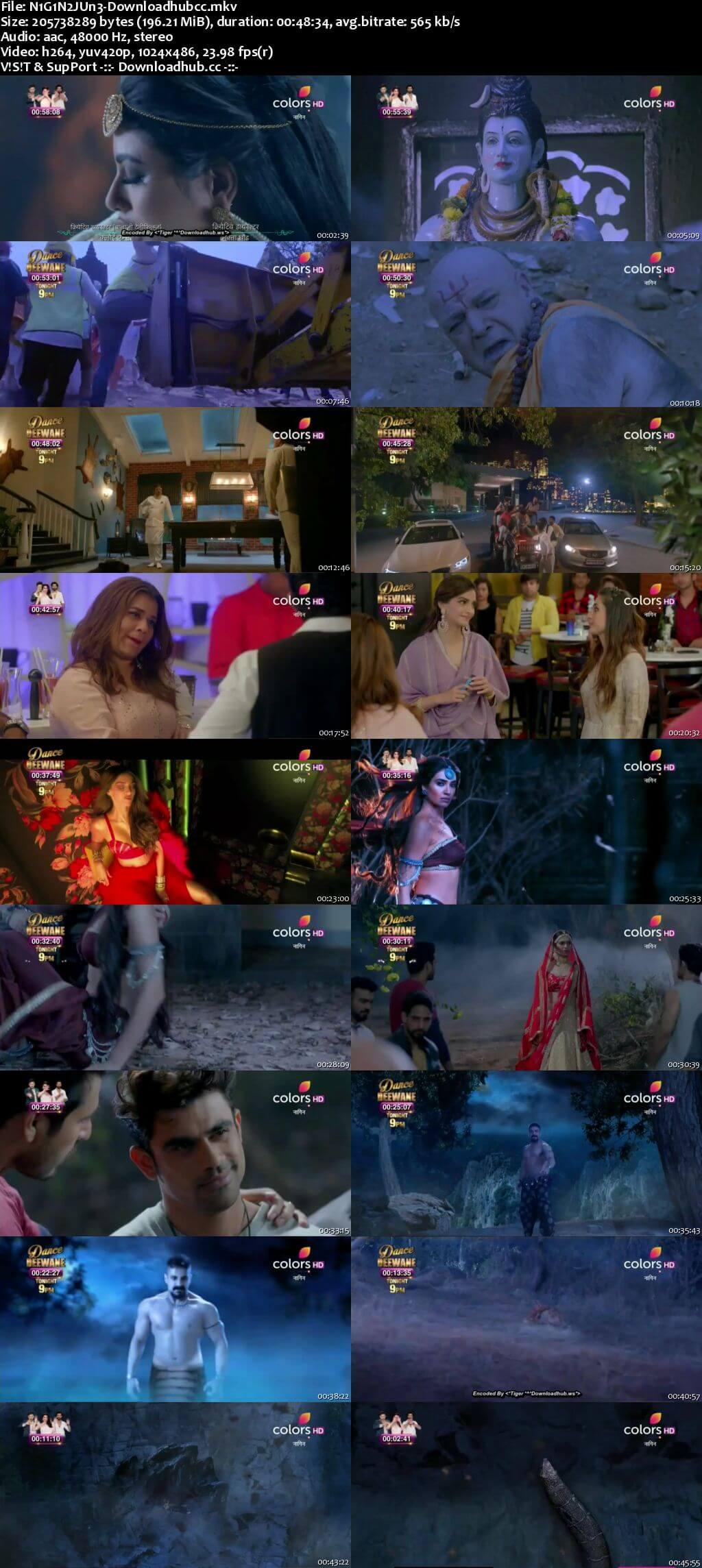 Naagin Season 3 04 June 2018 Episode 01 HDTV 480p