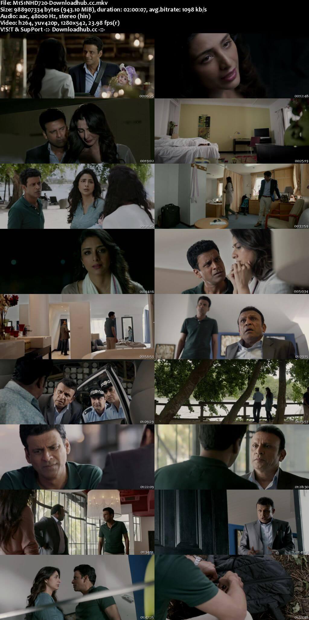 Missing 2018 Hindi 720p HDRip ESubs