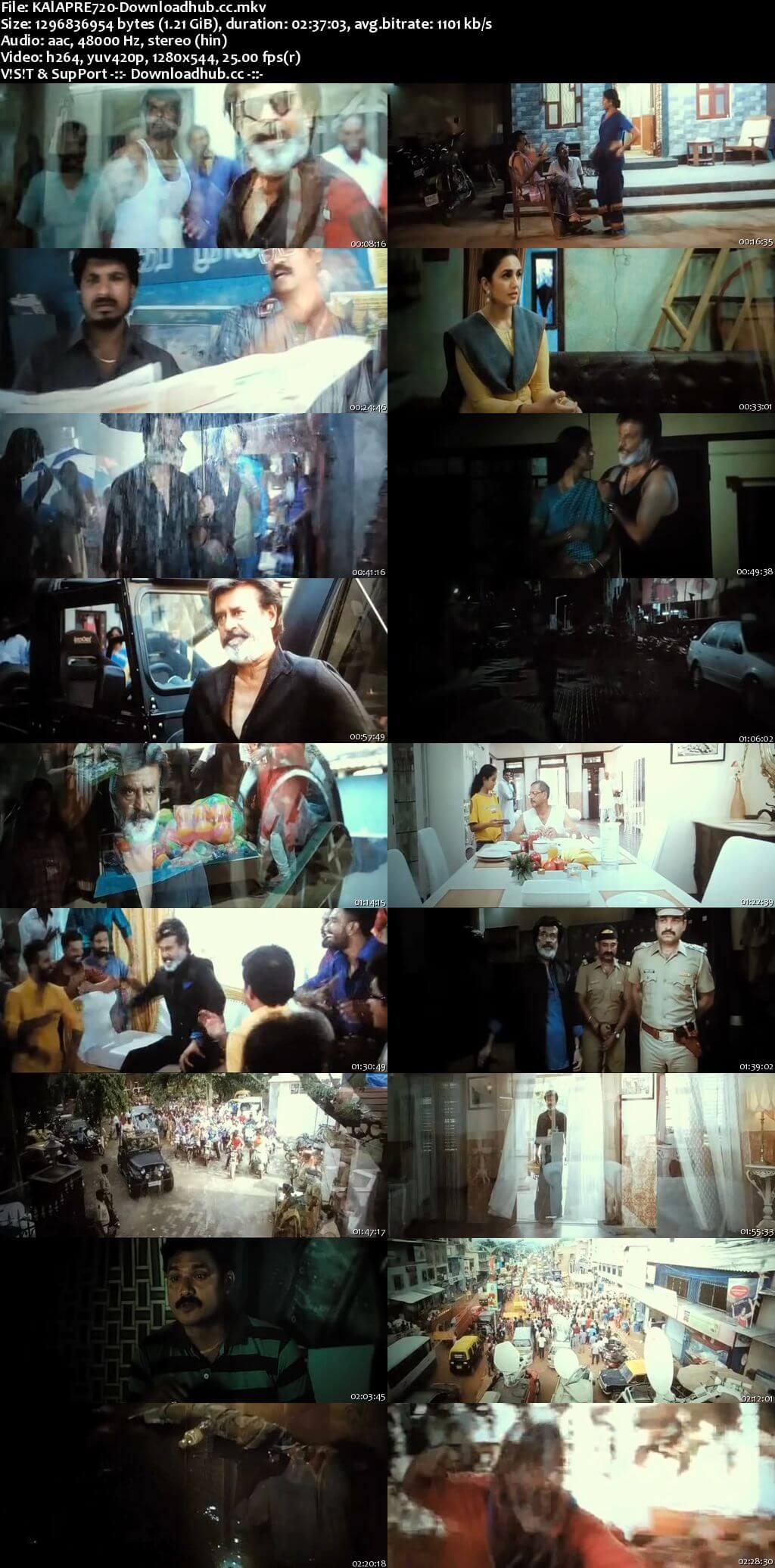 Kaala 2018 Hindi 720p Pre-DVDRip