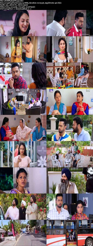 Laavaan Phere 2018 Punjabi 480p DTHRip