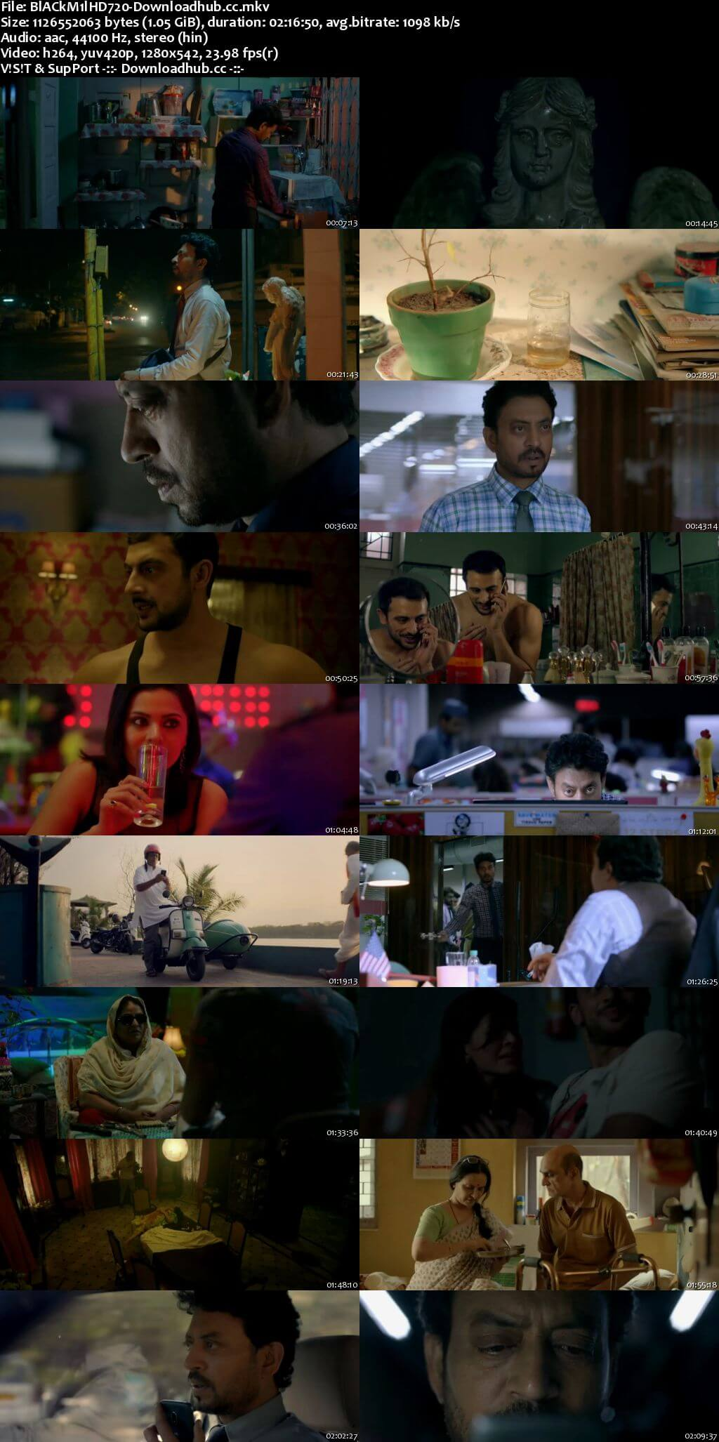 Blackmail 2018 Hindi 720p HDRip