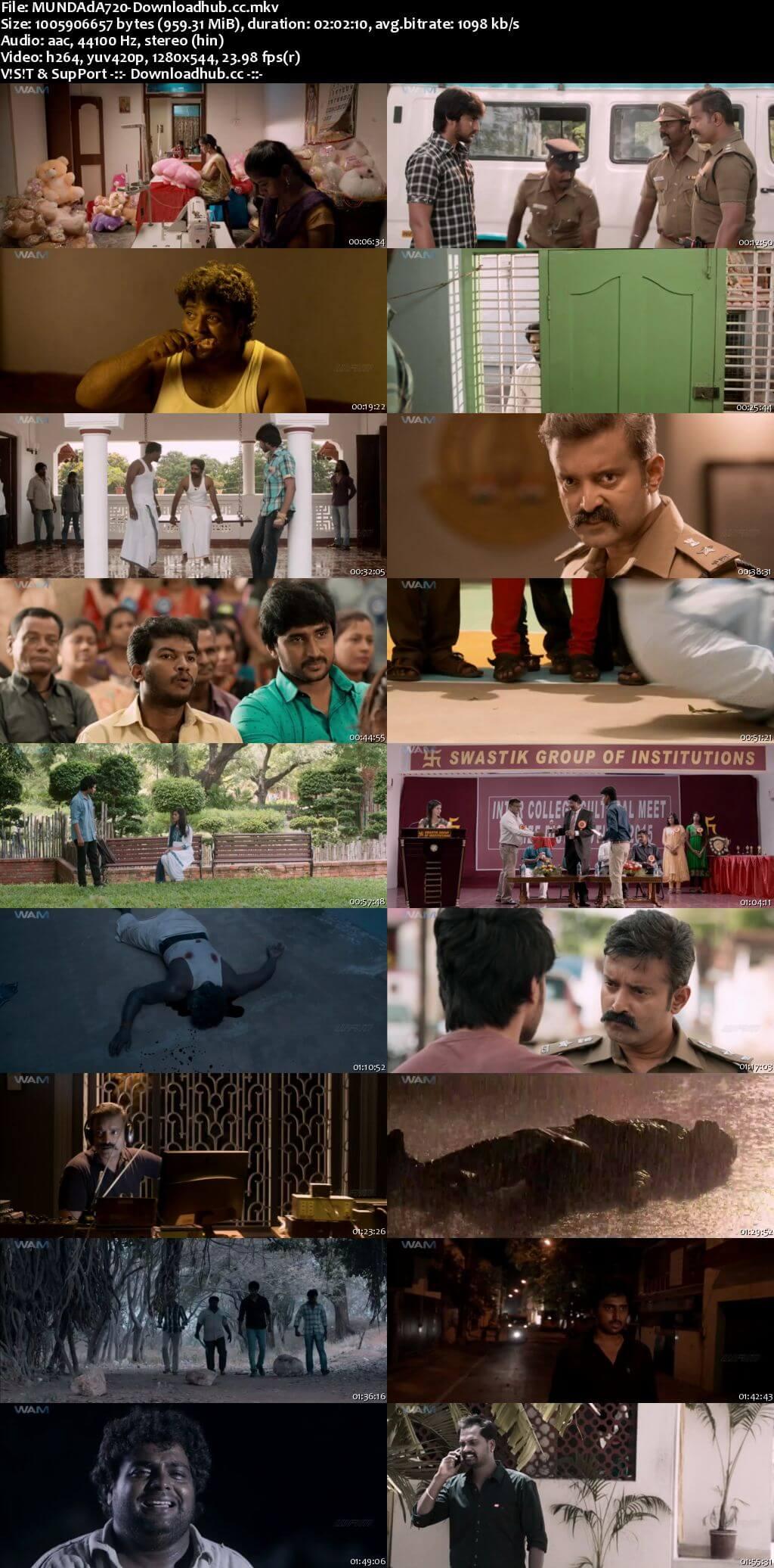 Munna Dada 2018 Hindi Dubbed 720p HDRip x264