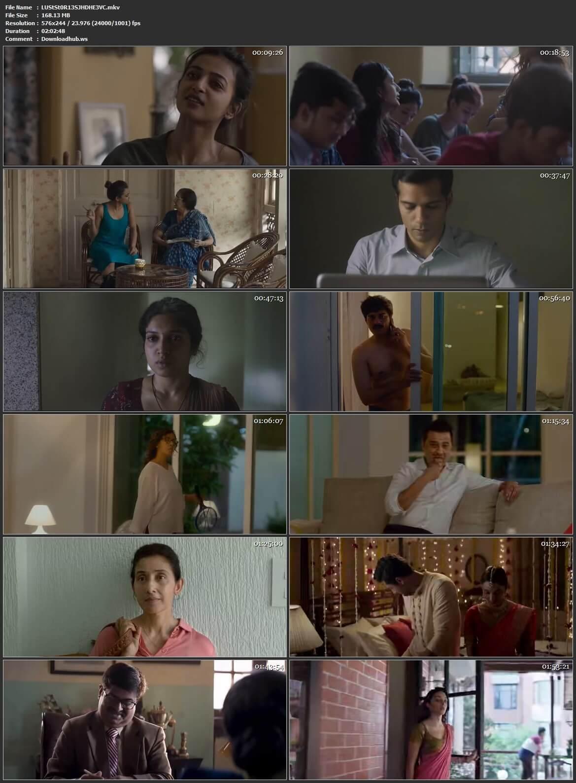 Lust Stories 2018 Hindi HEVC Mobile HDRip MSubs