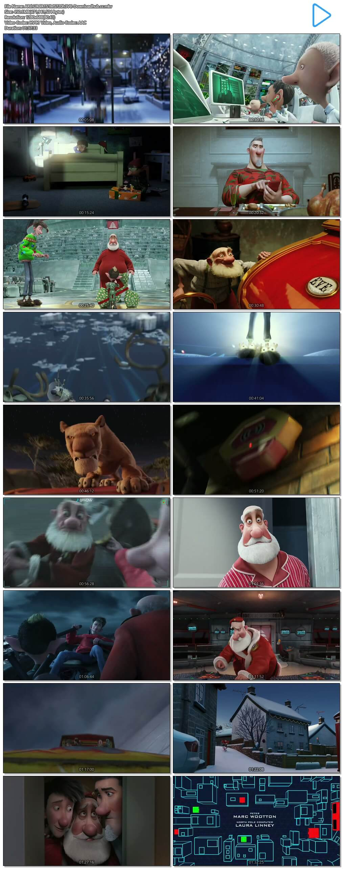 Arthur Christmas 2011 Hindi Dual Audio 720p HEVC BluRay Free Download