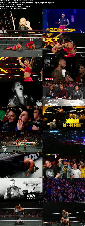 WWE NXT 20 June 2018 480p HDTV Download