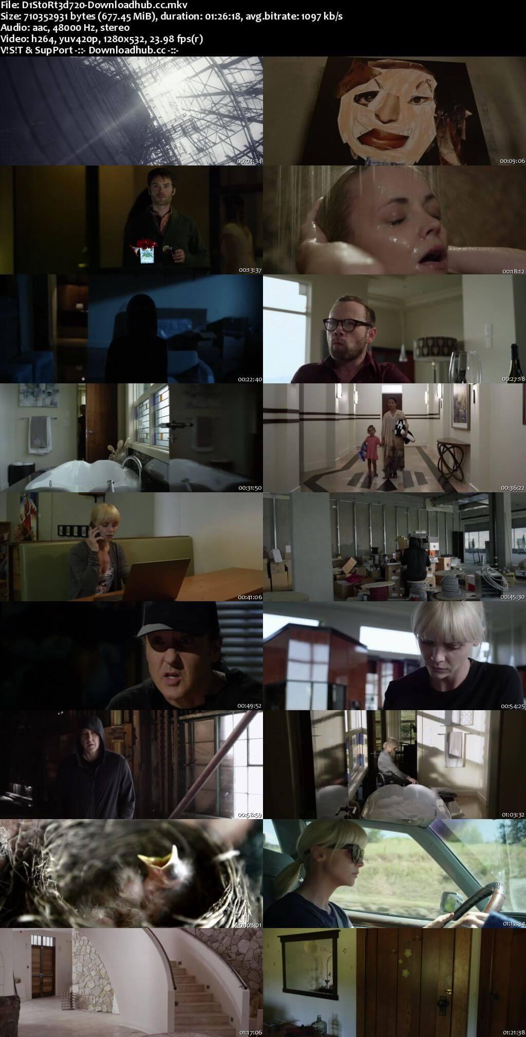Distorted 2018 English 720p Web-DL 650MB ESubs