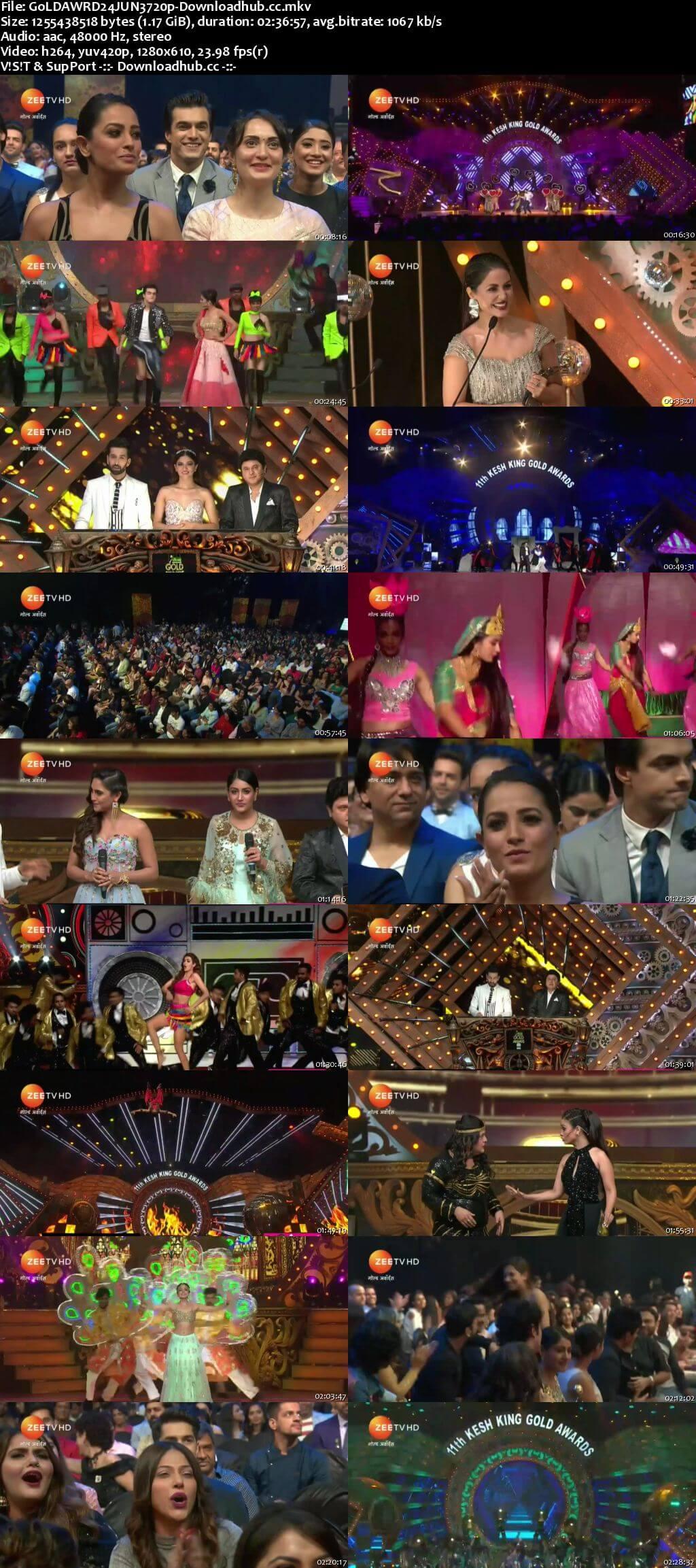 Gold Award 24th June 2018 720p HDTV