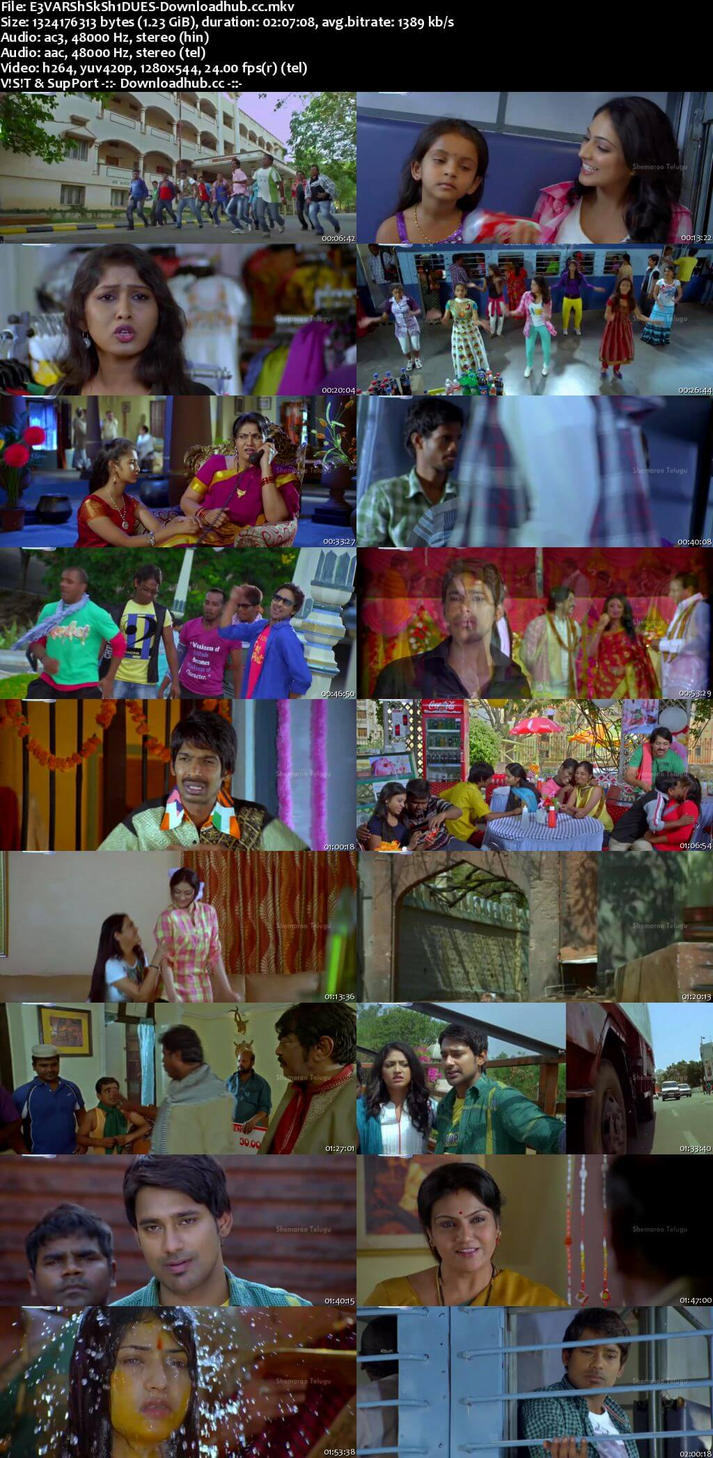 Ee Varsham Sakshiga 2014 Dual Audio 720p UNCUT HDRip [Hindi - Telugu]